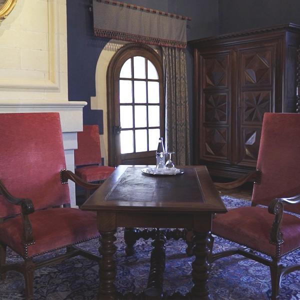 video presentation château de la colaissière