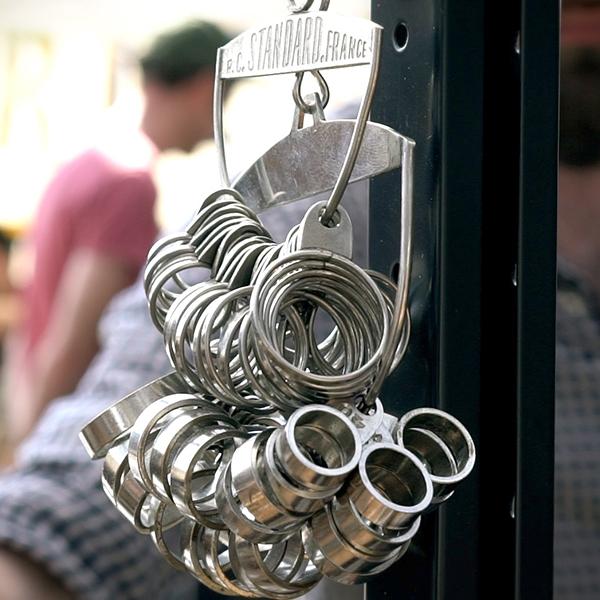 realisation d'une video de présentation pour l'atelier septentrion jewelry