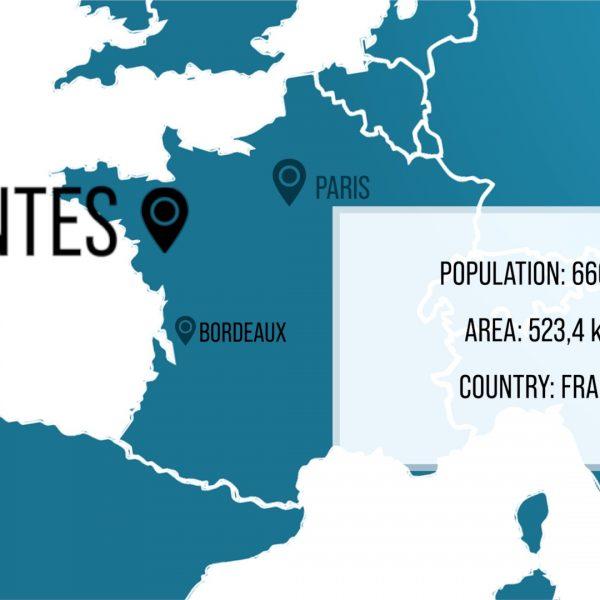 Réalisation de films institutionnels pour Eurocities sur la ville de Nantes