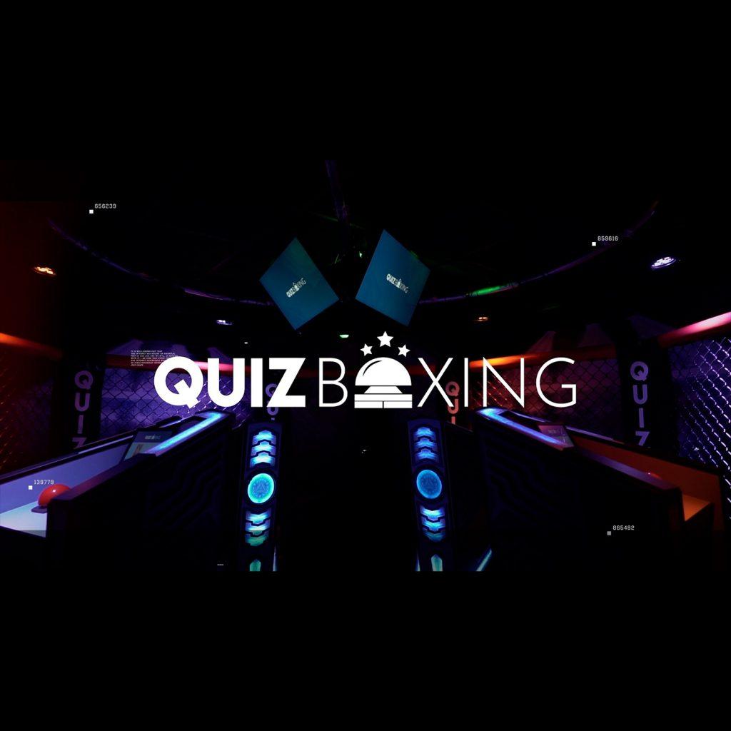 Réalisation d'un film publicitaire pour Quiz Boxing à Nantes